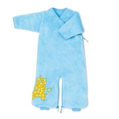 Schlafoverall Baby 0 9 Mon Youmi Scuba Softy, babyboum