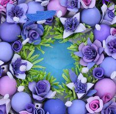 20 Kreatív dekorációs ötlet tojástartóból ~ Készítsd Otthon