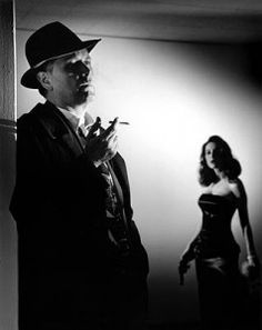 Film Noir FW13 #inspiration