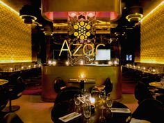 Best #Lebanese #French #Moroccan fusion #food in the world: Azar, #Marrakech