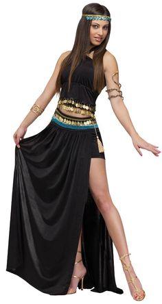 Nile Dancer Sexy Costume - Sexy Costumes