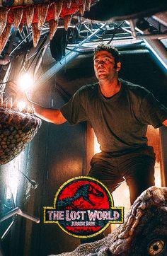 Jurassic World Poster, Jurassic Movies, Jurassic Park World, Dinosaur Pictures, The Lost World, Prehistoric Creatures, Amazing Art, Sci Fi, Nerd