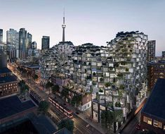 Pre-Construction Condo King Toronto by Allied Properties,Westbank Corp. King Toronto Condos is a new condo development by Westbank and Allied Properties currently in. Toronto Architecture, Concept Architecture, Architecture Design, Famous Architecture, Landscape Architecture, Toronto Condo, Downtown Toronto, Toronto Street, Bjarke Ingels Architecture