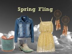 """""""Spring Fling"""" by barnsonsarianne on Polyvore"""