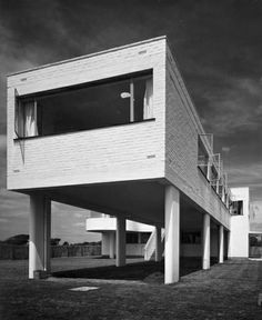 Sea Lane House | East Preston, West Sussex, United Kingdom | Marcel Breuer