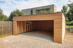 comment construire garage toit plat carport pinterest. Black Bedroom Furniture Sets. Home Design Ideas