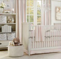 I LOVE pink & grey