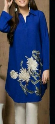 Baggy Dresses, Blouse, Long Sleeve, Sleeves, Tops, Women, Fashion, Moda, Long Dress Patterns