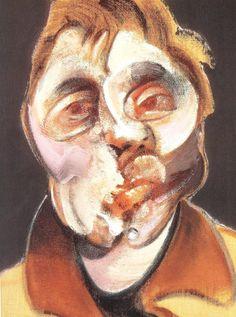 Francis Bacon, Self-portrait (1971).