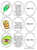Easter Lapbook, Resurrection Lapbook
