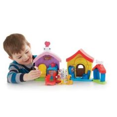 Disney S Mickey Mouse Little People Mickey Minnie S House