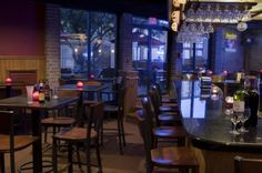 With its comfortable, relaxed atmosphere, Sam Houston's Bar is the perfect place to enjoy a favorite cocktail - happy hour specials also available.