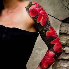 Japanese Tattoos 702280135622677275 - Japanese tattoo sleeve by Source by Tattoos Bein, Up Tattoos, Great Tattoos, Trendy Tattoos, Beautiful Tattoos, Black Tattoos, Girl Tattoos, Tattoos For Women, Tattoos For Guys