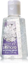 Dazzling Diamond hand sanitizer