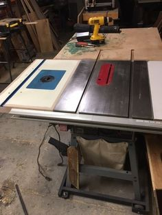 How to make a router table extension for your table saw customize router table extension for table saw greentooth Images
