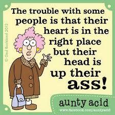 aunty acid - Google zoeken