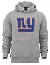 New Era NFL New York Giants Hoody Sweater Hoodie Herren Mens Fan Merch Neu New
