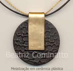 Metalização em cerâmica plástica (Fimo) | Toda em cerâmica p… | Flickr
