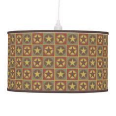 """Pendant Lamp """"Autumn Colors"""" Vers09, herbstliche Farben, Natur- und Erdtöne. Grafik und Entwurf bei ArianneGrafX©2012"""