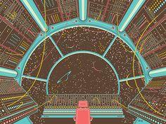 Starship Moog