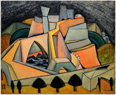 Da pata da mosca ao uivo do lobo: Amadeo de Souza-Cardoso (1887 - 1918) - Pintura Collages, Cubist Art, Modernisme, Arte Popular, Online Painting, Portraits, Paint Designs, Oil Painting On Canvas, Art And Architecture