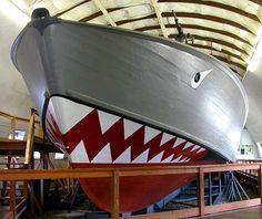 Boat Paint Designs | Shark_Mouth_Boat_3.jpg