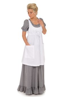 Regency Apron By Recollections