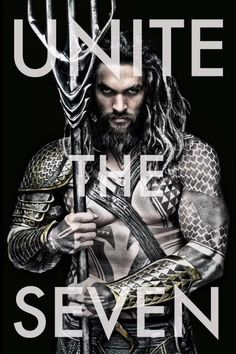 Jason Momoa is gonna be aquaman... for the first time ever I might like aquaman