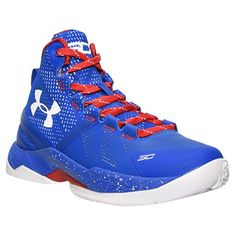 Boys Grade School Under Armour Curry 2 Basketball Shoes - 1270817 401 Winter Outfits For School, Fall Outfits, Summer Outfits, Sports Shoes, Basketball Shoes, Basketball Workouts, New York Fashion, Teen Fashion, Runway Fashion