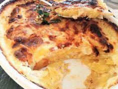 Cremiges Kartoffelgratin - Die perfekte Beilage zu Gemüse und Fleisch @Rezepteundmehr