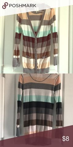 Shop Women's American Eagle Outfitters size M Cardigans at a discounted price at Poshmark. Fall Cardigan, Cardigans, Sweaters, American Eagle Outfitters, Best Deals, Womens Fashion, Closet, Color, Things To Sell