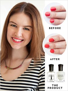 Product smackdown: Which of these 4 topcoats will keep your manicure perfect for 2+ weeks? Photos by Sarah Balch