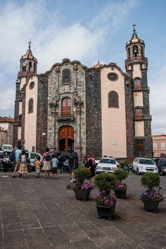 Iglesia de la Concepción,  La Orotava, Tenerife, Canary Islands