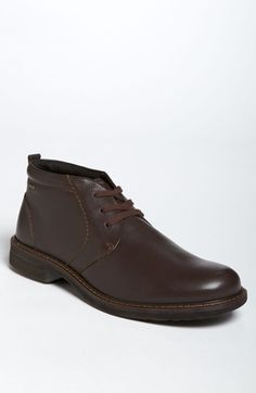 Free shipping and returns on ECCO 'Turn' Chukka Boot (Men) at Nordstrom.com. Weathered leather structures a waterproof Gore-Tex® chukka boot built for a long life.