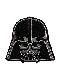 HOTTOPIC.COM - Star Wars Darth Vader Helmet Iron-On Patch