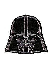 HOTTOPIC.COM - Star Wars Darth Vader Helmet Iron-On Patch