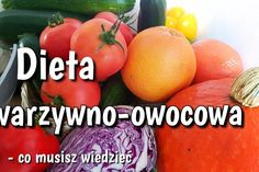 Dieta warzywno-owocowa – na czym polega Stuffed Peppers, Vegetables, Food, Diet, Stuffed Pepper, Veggies, Essen, Vegetable Recipes, Yemek