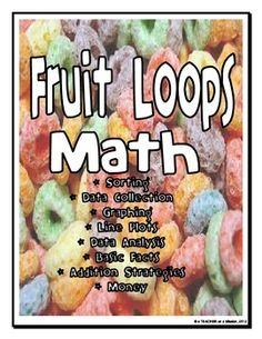 Math is always more fun with food! Customizable to grade/skill level.