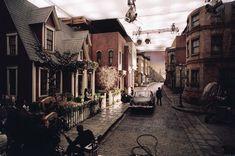 Film: Lemony Snicket's A Series of Unfortunate Events (2004) Production Designer: Rick Heinrichs Set Decorator: Cheryl Casarik