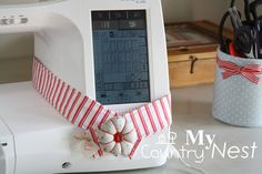 SEWING PIN BAND @ http://www.mycountrynest.org/