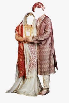 Groom and bridal dress in photoshop psd file, and Wedding couple posing very beautiful and her face is not the face of the groom and bridal wake your face can easily put even Pakistani or Indian, no matter is not.