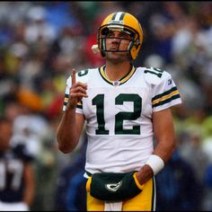 Sexiest QB ...Aaron Rodgers