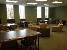 Second Floor (Group Study Room)