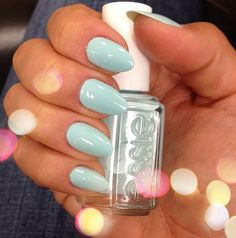 Love, Love..Oval Nails