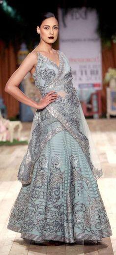 Delhi Couture Week 2011 - Suneet Verma's