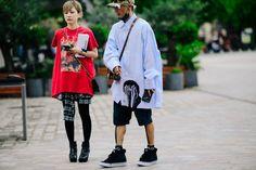 Le 21ème / Before Sacai | Paris  #Fashion, #FashionBlog, #FashionBlogger, #Ootd, #OutfitOfTheDay, #StreetStyle, #Style