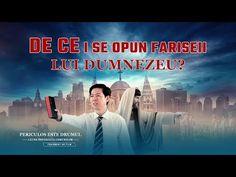 Fariseii lumii religioase sunt toți culți în Scriptură și L-au slujit pe Dumnezeu mulți ani și totuși nu doar că nu caută și nu cercetează arătarea și lucrarea lui Dumnezeu întrupat, ba chiar judecă într-un mod drastic, condamnă și se împotrivesc. Este de necrezut! Așadar, de ce fariseii lumii religioase Îl condamnă și I se împotrivesc lui Dumnezeu? #Filmul_Evangheliei #Evanghelie #Dumnezeu #Împărăţia #creștinism #Iisus #biserică #salvare Lobe Den Herrn, Jesus Christus, Celestial, Itunes, Videos, Heaven, Youtube, Movie Posters, Anna Miller