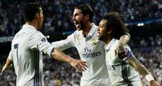 #Marcelo unaware of #Ronaldo #Ramosrift