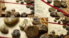 U nás na kopečku: ... kamínkové vyprávění DIY ...