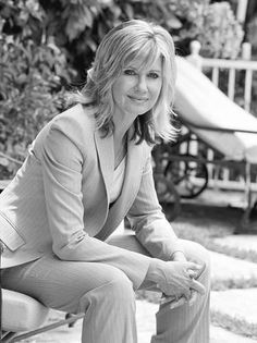 Olivia Newton John  gifts beyond measure  strength and compassion - aspiration
